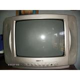 Televisor Noblex 14 Pulgadas, Control Remoto