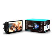 Central Multimídia Kicks 18 A 21 Tv Digital E Câmera De Ré