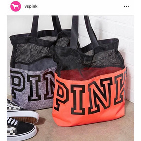Bolso Pink Victoria Secret Ideal Playa