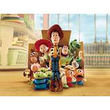 Painel Decorativo Festa Infantil Toy Story [3x1,7m] (mod2)