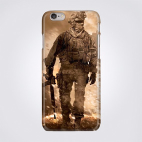 Funda Para Celular Iphone Grand Prime Call Of Duty Mw3 Xbox