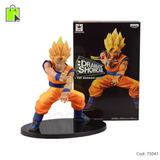 Goku Muñeco De Coleccion Vol 2 Dragon Ball Z Original