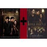 Luna Nueva - Stephenie Meyer + Libro Oficial De La Película