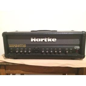 Cabezal De Guitarra Hartke Gt 100 Pre Valvular
