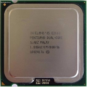 Processador Intel Pentium Duo-core E2160 1.80ghz