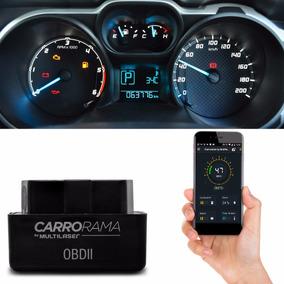 Smart Scanner Automotivo Bluetooth Obd2 Carrorama Multilaser