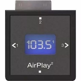 Transmisor Inalambrico Airplay Radio Fm Ipod Iphone Nuevo