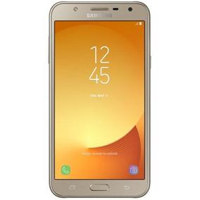 Smartphone Samsung Galaxy J7 Neo Tv Dourado Tela 5.5 , Andro