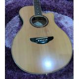 Guitarra Electroacústica Yamaha Apx-8