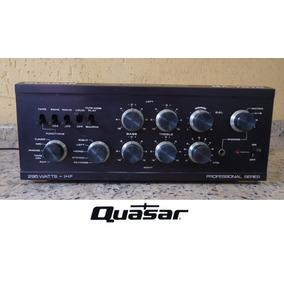 Quadro 20x30 + Foto Digital Do Amplificador Quasar Qa-7070p