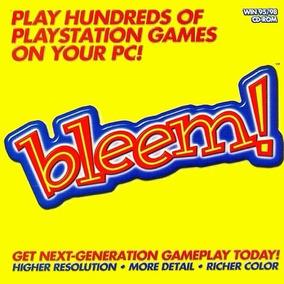 Bleem Emulador De Ps1 Para Dreamcast Original