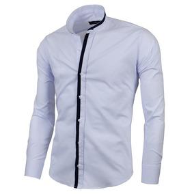Camisa Slim Lcc107 White Marca La Chaqueteria Envio Gratis