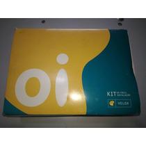 Kit Modem Oi Velox Facil Instalação