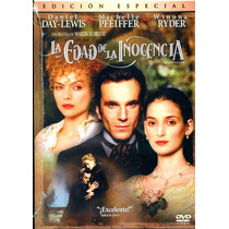 Dvd Edad De La Inocencia ( The Edge Of Innocence ) 1993 - Ma