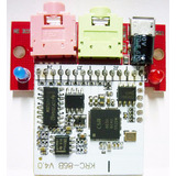 Audio Txrx Stereo Bluetooth 4.0 Krc-86b Amplificador Arduino