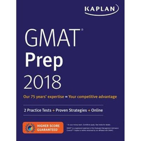 Gmat livros no mercado livre brasil gmat prep 2018 2 practice tests proven strategies onli fandeluxe Choice Image