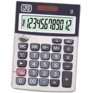 Calculadora Neo One 1752 12 Digitos Solar Y Bateria