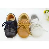 Zapatos Bebé Varón,de Cuero,bautizo,boda,fiesta,cumple