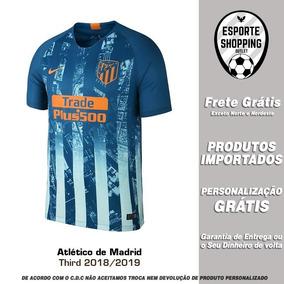 97db2a6cc2 Camisa Atlético De Madrid 18 19 Third Uniforme 3 Griezmann
