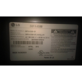 Plasma Lg 50pa4500-sf Para Repuestos