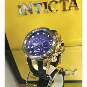 504a4ea071e Relogio Invicta Reserve Venom Réplica Perfeita Classico Feminino ...