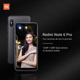 Xiaomi Note 6 Pro $268- Note 5 $233- Mi A2 128gb $320- 6a