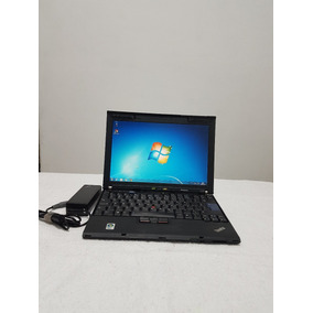 Notebook Lenovo Thinkpad X200 Intel Core P8400 2.4 Ghz