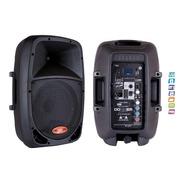 Caixa De Som Ativa Portátil Donner Dr1010a C/ Bluetooth 120w
