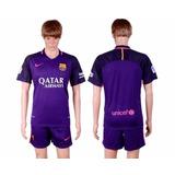 Nueva Camiseta De Barcelona Niño Nike Excelente Oferta