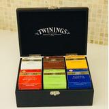 Twinings Te. Caja De Madera Con 6 Variedades. Edición Deluxe