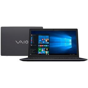Notebook Vaio Intel Core I3 7ger 15 Pol 4gb 1tb Hd - Oferta