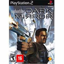 100 X Syphon Filter Dark Mirror Ps2 - Lacrado - Original