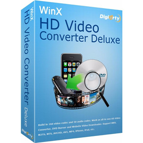 Winx Hd Video Converter Deluxe 2015 Licencia Original