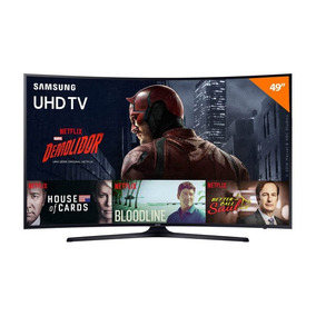 Smarttv 4k Led 49 Curva Samsung Ku6300 Ultra Hd 3hdmi 2usb