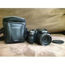 Câmera Fuji 14 Mgpx Zoom 30x C/ Bolsa