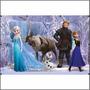 Painel 2,00 X 1,02m Frozen, Princesa, Minnions, Peppa Pig