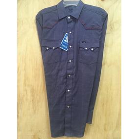 c7c3a9cb55 Camisas Wrangler Baratas - Camisas Azul marino en Mercado Libre México