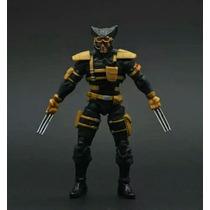 Boneco Action Figure Wolverine Marvel Universe X-men Hasbro