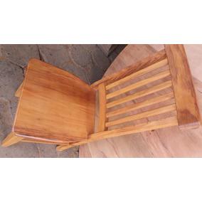 Cadeira Estação Mineira.madeira Demolição Péroba Rosa