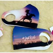 Máscara Mavolle Just Ride Cowgirl