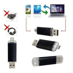 Pendrive Otg/usb 2.0 256gb