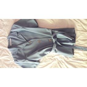 Traje, Saco Con Botones Y Cinturon/lazo Y Pantalon Lavanda