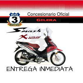 Moto Gilera Smash 125 X 0km 2018