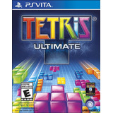 Tetris Ultimate Nuevo Fisico Ps Vita Dakmor Canje/venta