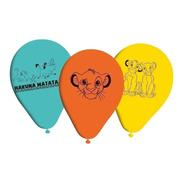 Balão Bexiga Para Festa Infantil Pacote Com 25 Unidades