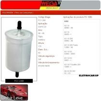 Filtro De Combustível - Golf Iv 2.0 06/98 A 2006