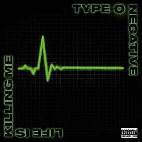 Cd Type O Negative - Life Is Killing Me [duplo]