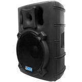 Caixa Csr 4000 Ativa Amplificada Usb / 15 + Titanio 300watts