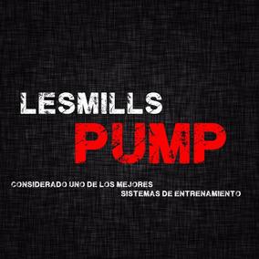Lesmills Pump Super Ejercicios Crea Masa Muscular Tonifica