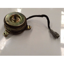 Motor Ventilador Radiador Nissan Sentra Mod 00-05 Original